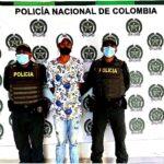 Uno de los más buscados en el Amazona fue capturado en Montería