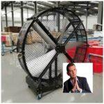 Hay un ventilador con la fuerza de 70 mil voltios, dispuesto a contar todo lo del contrato de las MinTIC, Emilio Tapia, no se guardará nada.